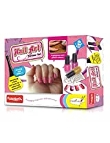 Funskool Nail Art Kit - Multicolour
