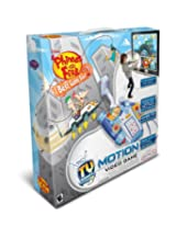 Motion Game Phineas and Ferb Motion Video Game