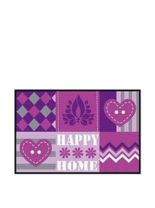 PlatinArt Alfombra Happy Patterns