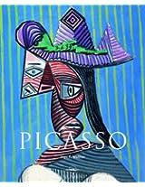 Pablo Picasso, 1881-1973 (Artistas Serie Mayor)
