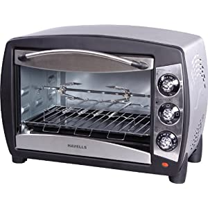 Havells 28 R SS Oven-Grey