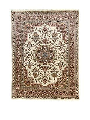 L'Eden del Tappeto Teppich Kashmirian F/Seta mehrfarbig 232t x t176 cm