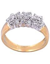BJ JEWELS R223 92.5% Sterling Silver Ring For Women