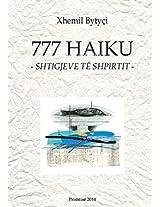 777 Haiku -Shtigjeve Te Shpirtit-