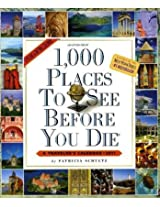 1,000 Places to See Before You Die Calendar 2011 (Picture-A-Day Wall Calendars)