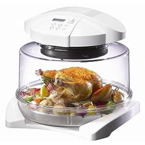 Moringware HO1200M-WOR Infrared Halogen Oven
