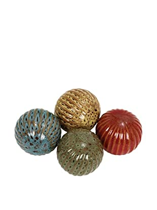 UMA Assorted Ceramic Balls, Set of 4