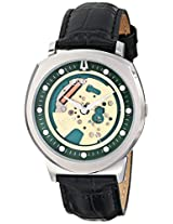 Bulova Accutron II Analog Green Dial Men's Watch - 96A155