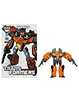 Funskool Transformers Generations Deluxe Class Jhiaxus Figure, Multi Color