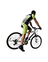 Core Athletics Apex Cycling set M chequered Neon