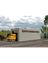 Bachmann Industries Single Stall Shed