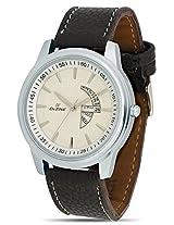 Dezine Analog Men's Watch - DZ-GR1010-WHT-WHT