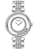 Giordano Analog White Dial Women's Watch - P292-11