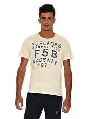The Fresh Brand Camiseta (Beige Oscuro)