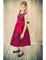 Magic Fairy Girls Stripe Dress