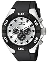 Invicta Men's 21403 Specialty Analog Display Swiss Quartz Black Watch