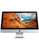 Apple iMac 27 inch (Quad-core i5 3.2GHz/8GB/1TB/GeForce GT 755M 1GB), whitishsilver