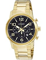 Citizen Analog Black Dial Men's Watch - AN8052-55E