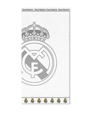 Art Experience Toalla Jacquard Real Madrid (Blanco)