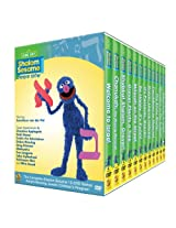 Shalom Sesame - Collectors' Set Full 12-DVD Series