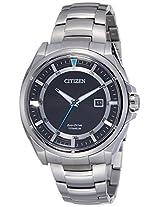 Citizen Analog Black Dial Men's Watch - AW1401-50E