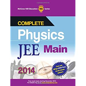 COMPLETE PHYSICS JEE MAIN 2014