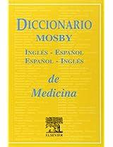 Diccionario Mosby De Medicina Ingles - Espanol