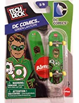 DC Comics Tech Deck Green Lantern 5/6 Almost Skateboards youness