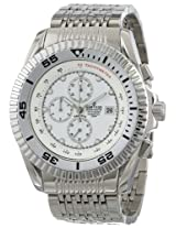 Sartego Mens SPCB55 Ocean Master Quartz Chronograph Watch