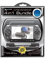 PSP Starter Kit 4 In 1 Black