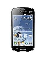 Samsung Galaxy S Duos GT-S7562 (Black)