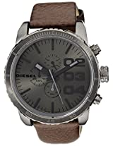 Diesel End of Season Chronograph Grey Dial Men's Watch - DZ4210I