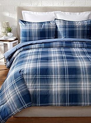 Nautica Grovedale Comforter Set (Grey)