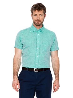 Cortefiel Camisa Teutrania (Menta)