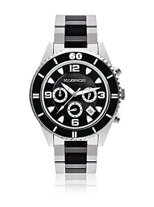 K&Bros  Reloj 9136 (Negro)