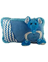 Tickles Elephant Cushion kids Boy Girl Gift