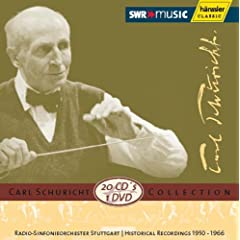 シューリヒト指揮 シュトゥットガルト放送交響楽団録音集(Hanssler Classics 20枚+1DVD)のAmazonの商品頁を開く