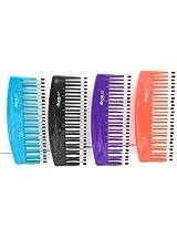 Fromm Volume Detangler Comb, Turquoise