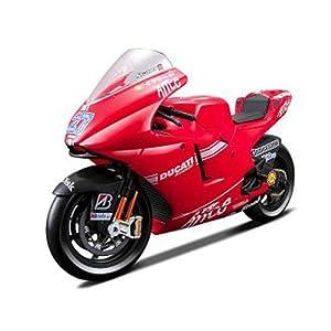 1:10 Ducati Desmosedici 2009 (Moto GP Team) [Toy]