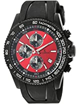 Le Chateau Men's 7080mgun_red Sport Dinamica Watch