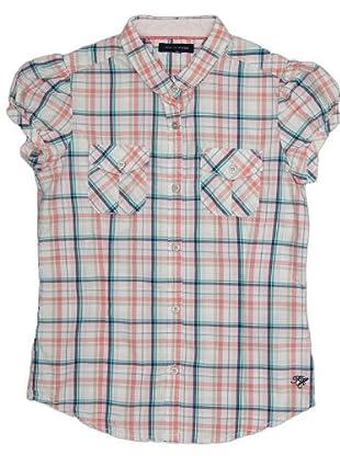 Tommy Hilfiger Camisa Cuadros (Rosa)