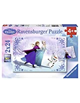 Ravensburger Disney Frozen Sisters Always Puzzle Box (2 x 24-Piece)