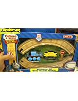 Thomas & Friends Wooden Railway Beginners Set With Talking Thomas
