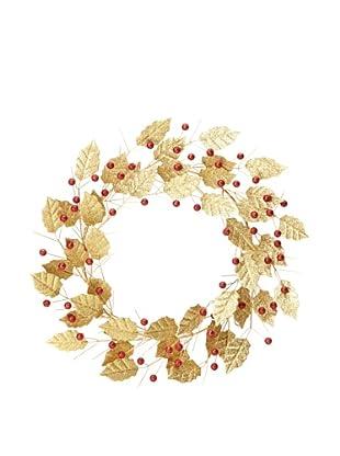 Teton Holly Berry Wreath