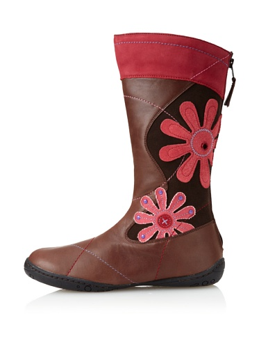 umi Kid's Radiant Boot (Toddler/Little Kid) (Cocoa)