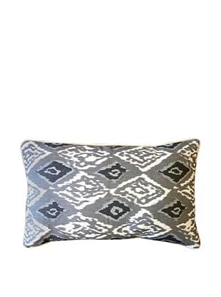 Plu Throw Pillow, Grey