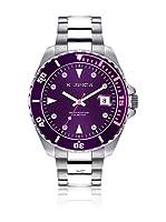 K&Bros  Reloj 9175 (Violeta)