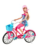 Barbie Glom  Bike
