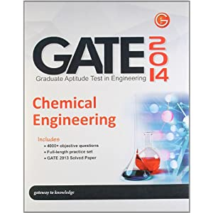 Gate 2014: Chemical Engineering