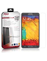 Berlin Gear Samsung Galaxy Note 3 Tempered Glass Screen Protector 1-Pack - Crystal Clear